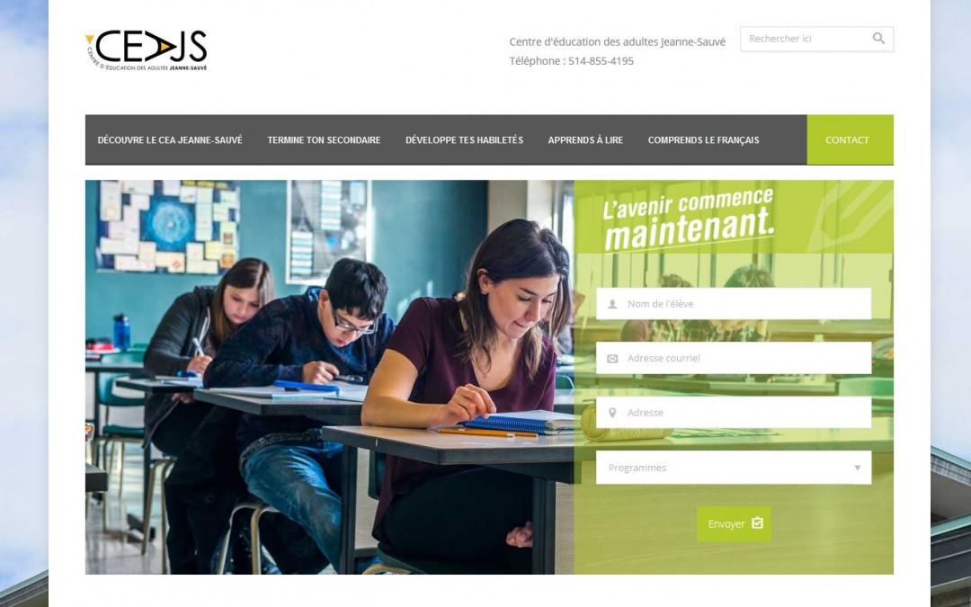 Centre d'éducation des adultes Jeanne-Sauvé