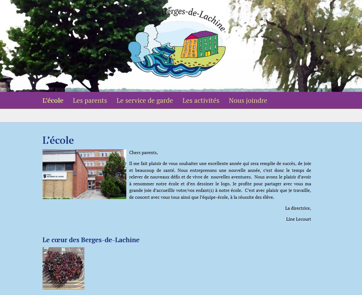 École primaire des Berges-de-Lachine