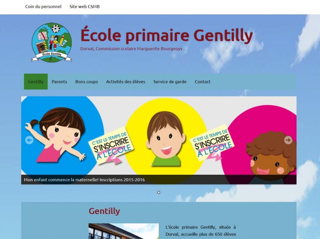 École primaire Gentilly