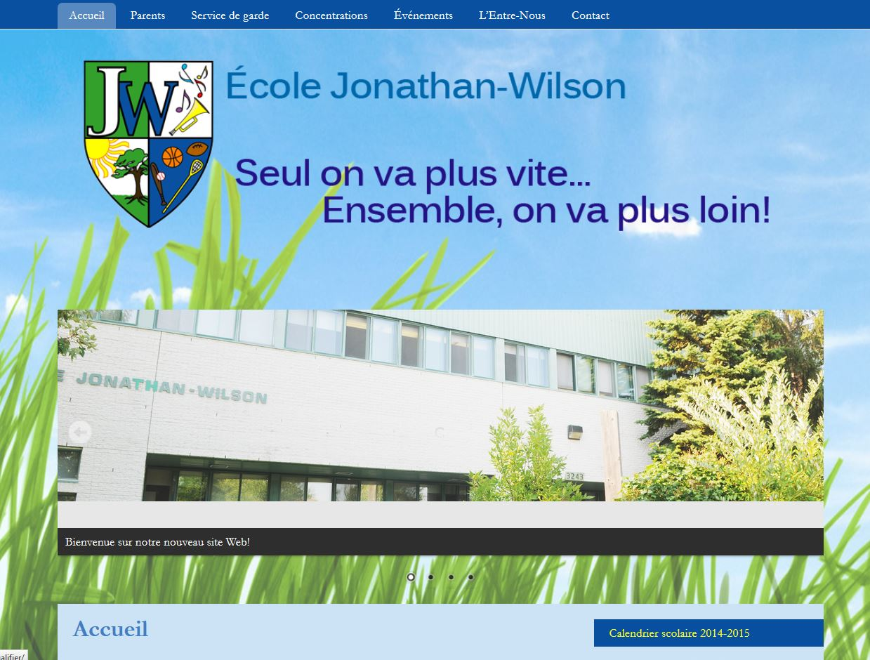 École primaire Jonathan-Wilson