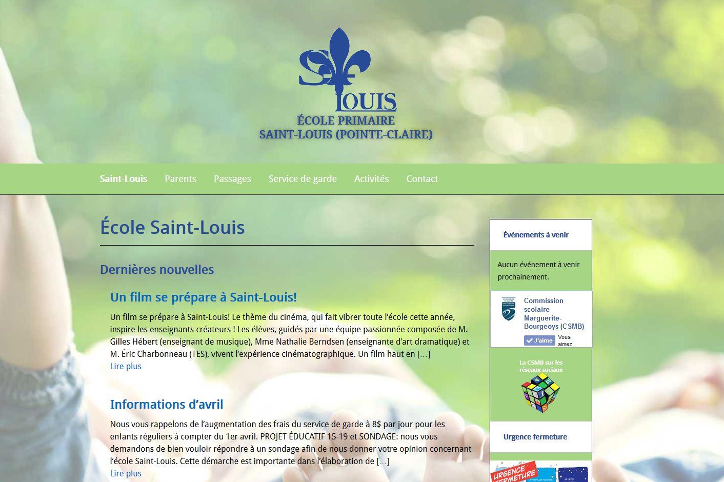 École primaire Saint-Louis
