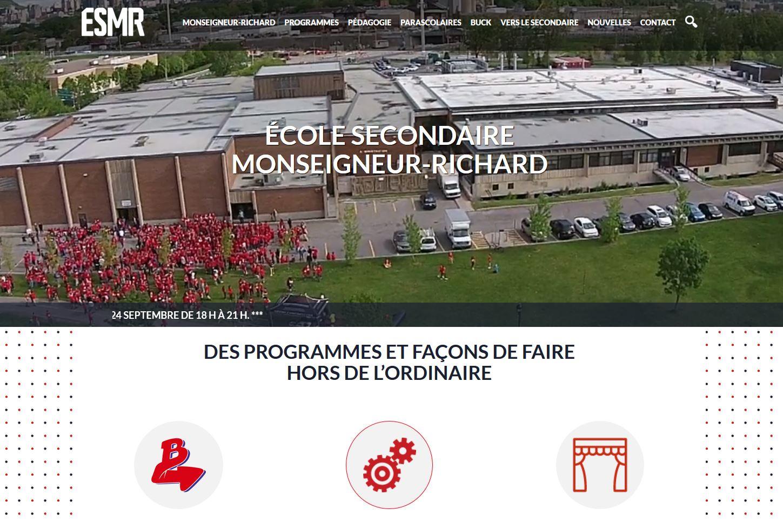 École secondaire Monseigneur-Richard
