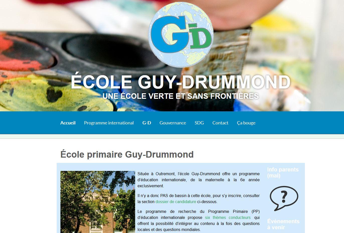 École primaire Guy-Drummond