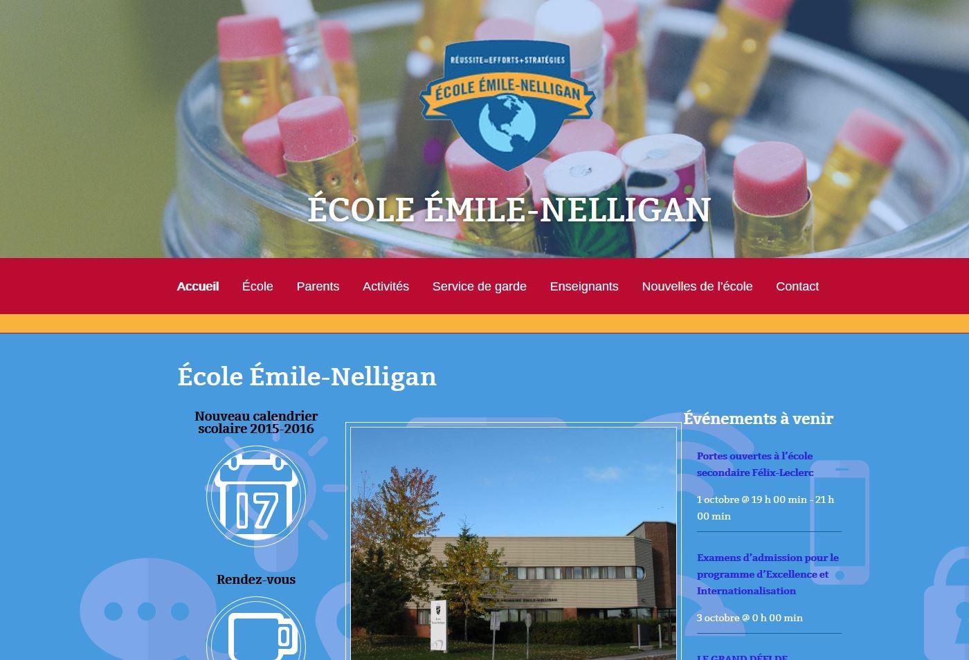 École primaire Émile-Nelligan