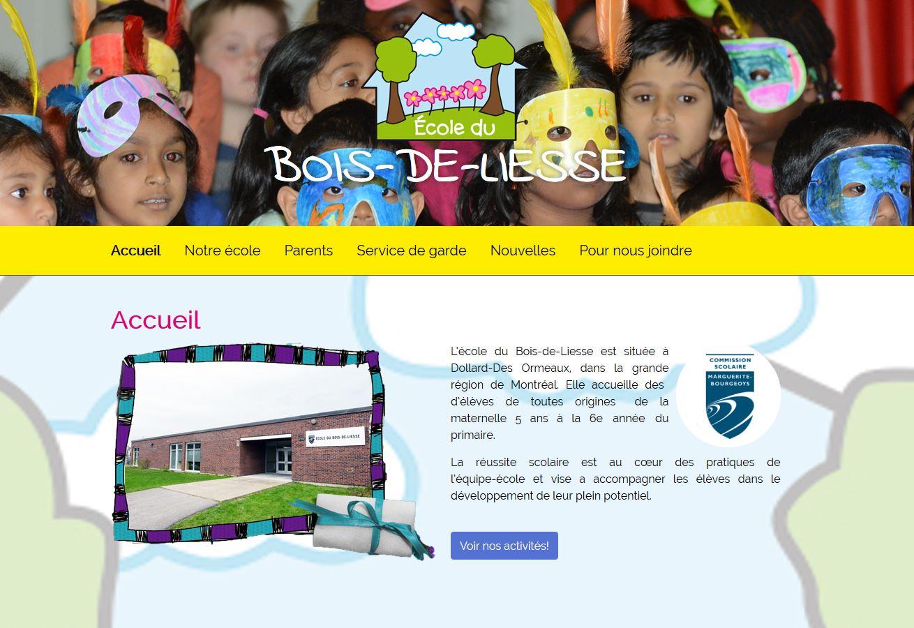 École primaire du Bois-de-Liesse