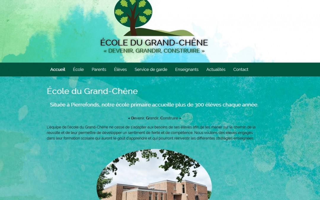 École primaire du Grand-Chêne