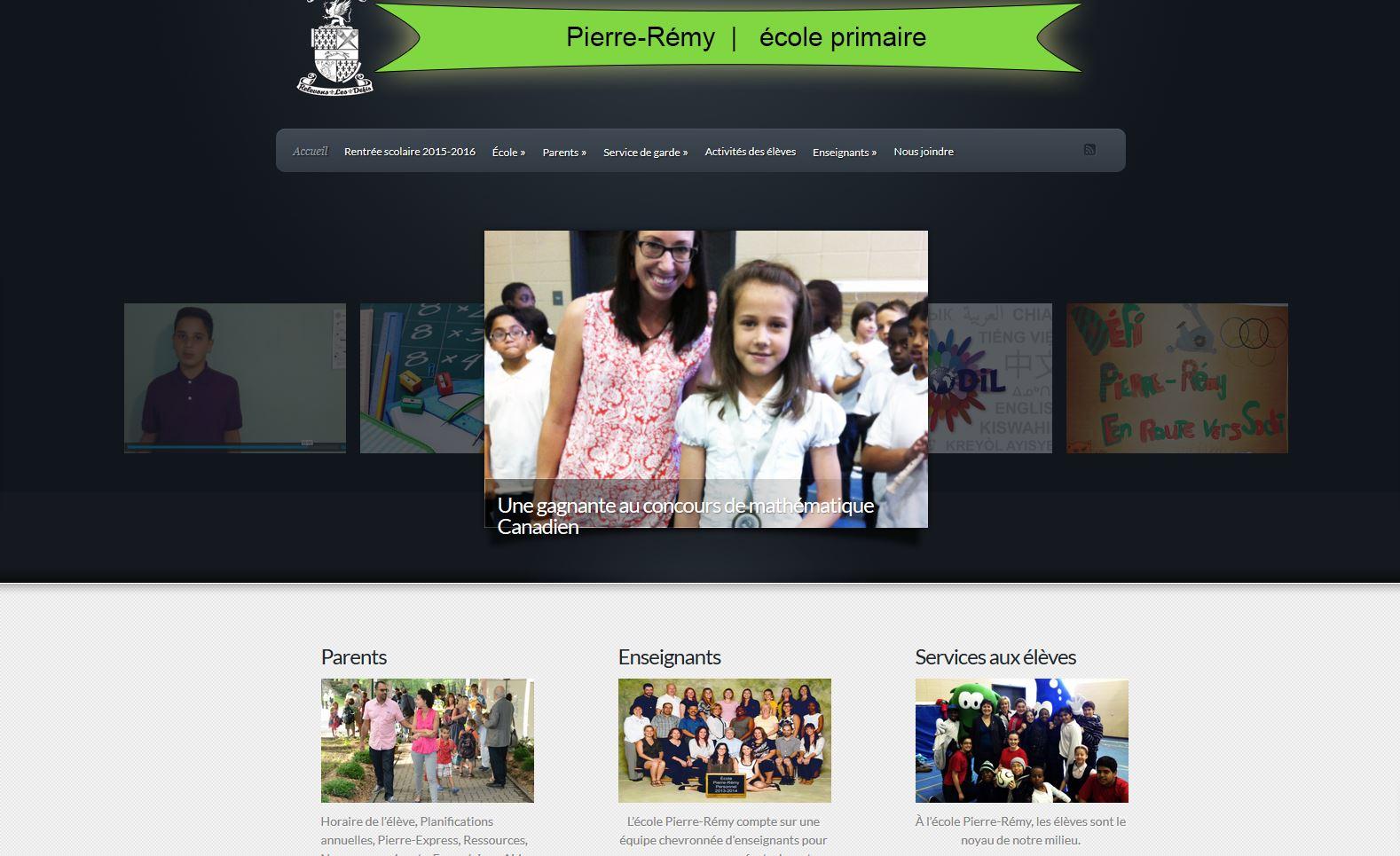 École primaire Pierre-Rémy