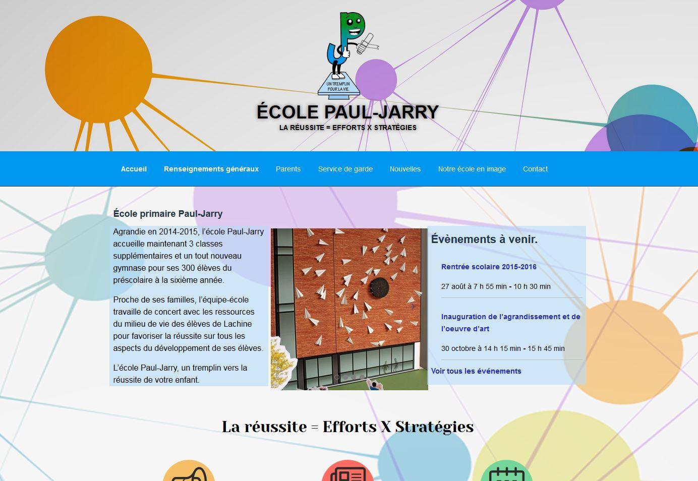École primaire Paul-Jarry