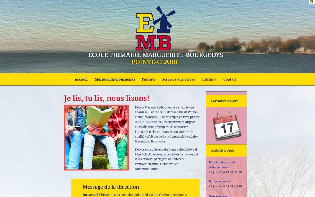 École primaire Marguerite-Bourgeoys